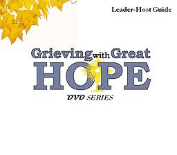 Leader-Guide 3rd Editon The DVD Series comes with one Leader-Guide book. Extra copies are available. This book provides detailed instruction on how to run a successful Grieving with Great Hope DVD Series Workshop.