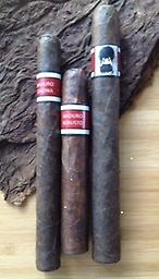 Maduro Cigar Cameroon Maduro wrapper is made with the highest quality tobacco available today. The Maduro is a deep rich, dark leaf. Each cigar is made with a complex layer of lejaro and seco leaf.