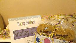 Happy Birthday Pralines! Say Happy Birthday with the best in quality and taste, Rosalyn's Pralines. Rich creamy chock-full of pecans tasty delights would make the perfect birthday gift for anyone. Oh taste and see....