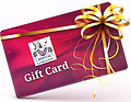Gift Card - Gift someone with the surprise of a shopping experience on you!