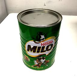 Milo Chocolate drink mix. Hot or Cold.
