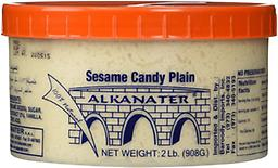 Alkanater Halawa Plain Alkanater halawa plain, 2lb container
