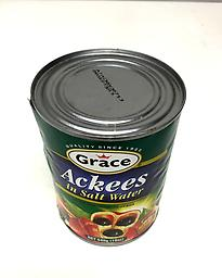 Ackees Grace Ackees in salt water 19oz