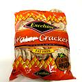 Excelsior Cinnimon Water Crackers - Fat Free genuine Jamaican Water Crackers