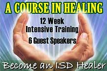 ISD Healing Class - Become an ISD Healer (Deposit) ISD Healing Class
