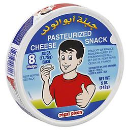 CHEESE WEDGES CHEESE weges 142G