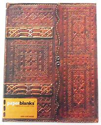 "Paperblanks Lussuria Ultra Wrap Journal Lined 7"" x 9"" journal is perfect for daily writing, a gratitude or manifestation journal, keeping lists, getting started on your novel or whatever you choose!"