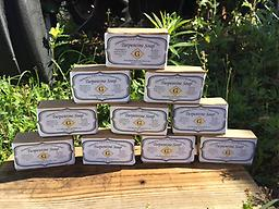 10 Bars of Turpentine Soap 10 bars of handcrafted Turpentine Soap. Each bar is approximately 4.5 oz. ($11.30 shipping via USPS Priority Mail)