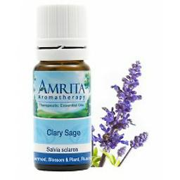 Clary Sage (Salvia sclarea) Clary Sage Oil - Clary Sage Essential Oil is the number one oil to balance the female endocrine system. This gentle, sweet-smelling oil helps restore harmony to women's hormones and an almost euphoric