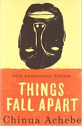Things Fall Apart Free Logo Free Permanent Barcode Quantity Discount Begins at 25 copies