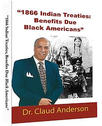 PN-012 1866 Indian Treaties: Benefits Due Black Americans Powernomics Seres DVD