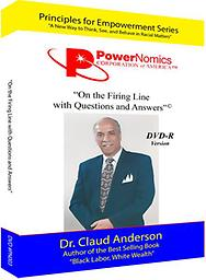 PN-003 On the Firing Line: With Questions and Answers PowerNomics Series DVD