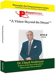 PN-001 A Vision Beyond the Dream PowerNomics Series DVD