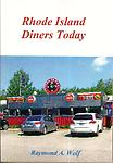 Rhode Island Diners Today - The author presents over 200 color photographs of the exterior and interior of 50 diners existing in Rhode Island today with captions. Full Color - 140 Pages. Released June 6, 2016.