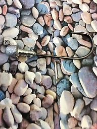 A Rig Swim Bait Head Swim Bait Heads 1/8 and 1/4 light wire hook for A rig will be 5 pack for $3.99.