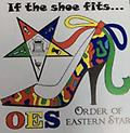 OES If The Shoe Fits T-Shirt - White T-Shirt