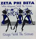 Zeta What Happens With The Sister T Shirt - White T Shirt.
