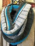 Makes Me Happy Cowl - Mondays, September 19, 26 and October 3rd 3-5pm $40 plus supplies