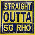 SgRho Straight Outta Color T Shirt - Color sgrho straight outta t shirt