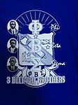 Sigma Founders T Shirt - Color shirt with sigma founders