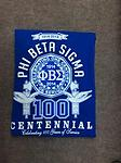Sigma 100 Centennial T Shirt - 100 year centennial color t shirt