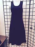 lil black dress - soft polyester /spandex dress with scoop neck and mid thigh So soft and perfect for the night out or daytime work the perfect dress