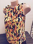 camo poly spandex pillow case dress - Unique top comfy and great to wear can adjust ties to fit to necor bring down to wear with top underneath. Comes in different materials from shear, to jersey or cotton Adjustable fit by pulling tie