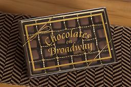 Chocolate Caramel Gift Box A soft, chewy caramel center engulfed by rich chocolate.