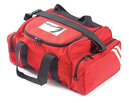 Saver Trauma Responder II Bag Do you Need Lots of storage at a low price?The Saver Trauma Responder II Bag features a removable, full-view liner, eleven padded compartments, and three adjustable sections for larger equipment.