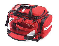 Ferno Professional Trauma Bag Be the envy of your peers with this Trauma bag. Customize it with removable inserts, a replaceable bottom that guards against the wet ground and assures your bag will last you your entire career.