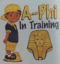 Alpha In Training Kid Shirt - White Alpha in training shirt.
