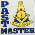 Masonic Past Master White T-Shirt - Masonic past master white shirt