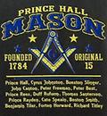 Masonic Prince Hall 1784 Color T-Shir - Masonic color shirt prince hall founded 1784 original 15