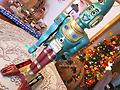 Big Loo Robot by Marx! ***SOLD 12/16/17************ - BEAUTIFUL Robot, Museum Quality TALKS, with Accessories!!