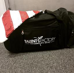 Duffle bag Tf Logo Duffle Bags in large or small