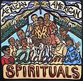 "African American Spirituals: Traditional Musics of AL Vol. 6 - Produced and digitally mastered by Steve Grauberger, this CD contains 20 songs that represent a broad definition of African American ""spirituals."" Cover art by Bethanne Bethard Hill."