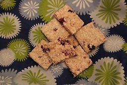 5) Gluten-Free Cranberry & Coconut 10oz. 70+ Treats (CRC12010) Water, dried cranberries, coconut flour, gluten-free flour, coconut oil, fine macaroon coconut. See DETAILS for Guaranteed Analysis.