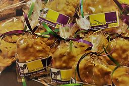 New Orleans Style Party Favors (50 ct.) Best in Quality and Taste! A New Orleans Staple for any occasion. Rich, creamy, chock-full of pecans pralines that will have you and your guests wanting more. Oh Taste and See.....