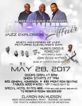 All White Jazz Explosion V - Special Guest Forecast & J-Saxx John Watkins.