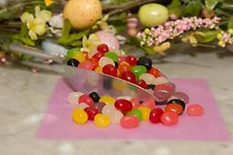Fruit Flavored Jelly Beans All the colors of the rainbow and more!