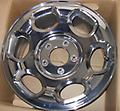 """OE Lincoln Navigator 17"""" Wheels 3280 - This is a set of factory new take off wheels. Chrome 17"""" with less than 100 miles on the set."""