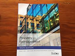 """Property Management 102 Real Estate Continuing Education Course for Property Managers! 27 Clock Hours. See """"Details"""" or the """"Workbook Courses Tab"""" for course description."""