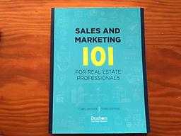 """Sales and Marketing 101 Real Estate Continuing Education Workbook Course 27 Clock Hours See """"Details"""" or the """"Workbook Courses Tab"""" for course description. Mailing rates and Sales Tax are included in this price."""