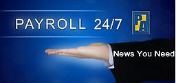 Payroll 24/7 E-Alert Subscription Annual subscription to our Payroll 24/7 E-alert news service.