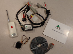 EU3WS2 Two Wire and Wireless Remote For Honda EU3000is/EU30is. The EU3WS2 two-wire/wireless for photo-voltaic inverter generator operation, simple two pole switch, timers and relays. Temperature controlled slow release choke.