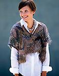 Mitres & Flares - Lovely sweater in time for fall!