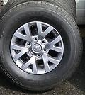 "16"" Factory Toyota Tacoma Wheels & Tires - Factory mounted new take off 16"" Tacoma Wheels and tires.