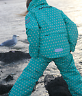 Ducksday Snowboard Pants (Ben) - Snowboard pants coordinate with the Ducksday 3-in-1 Jackets and Reversible Jackets! Waterproof outer so pants stay dry and warm :)