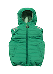 Ducksday Bodywarmer Vest (Lex) - Reversible! One side printed, one solid.
