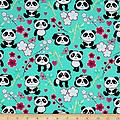 Panda Poos fac-0538338 - Panda Poos print so adorable. will invite any child to hop in for a good rest. Soft cushioned mattress with all the comforts of home where ever they go.
